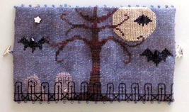 Bats All Folks cross stitch kit by Fern Ridge Collections - $36.00