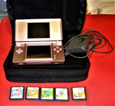 Nintendo DSI Video Game System With Case - $48.90