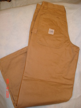 Lee Cotton Casual Dress Pants Boys 12 Slim Carpenter Style - $5.69