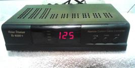 vx4500 Vision Titanium Digital LED signal TV tuner receiver Converter ca... - $49.45