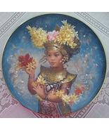 Mariani Festival Children of the World Fine China Collector Plate Doulto... - $29.99