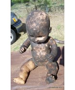 Antique Doll 16'' - $45.00