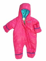6-9 Months Infant Arctix Baby Girl's Bunting Snow Suit Fuchsia NEW