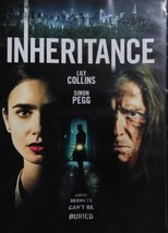 Lily Collins in Inheritance DVD - $4.95