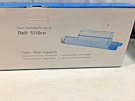 IVR-D5113 DELL 5110CN High Capacity Cyan Toner cartridge by innovera New - $21.73
