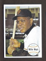 WILLIE MAYS Card RP #51 Giants 1964 Giants Mini Reduced Std Size T Free ... - $3.39