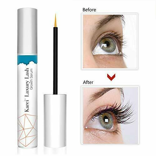 Luxury Lash Professional Eyelash Growth Serum By Karei | Cosmetologist Approved