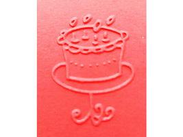Cuttlebug Celebrate Mini Embossing Folders, Set of 4, Great for Card Making! image 3