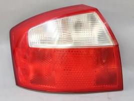 02 03 04 05 AUDI A4 LEFT DRIVER SIDE TAIL LIGHT 8E0945095B OEM - $69.29