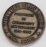 Whittier Elks Lodge #1258 75th Anniversary 1911-1986 Commemorative Coin/Token