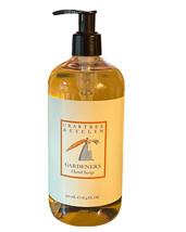 (1)Crabtree & Evelyn Gardeners Hand Soap 16.9 FL Oz Brand New With Pump - $32.44