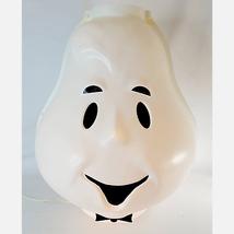 "Casper Ghost Blow Mold Lamp Light Post Cover Huge 19x22"" Halloween Ghost... - $174.98"