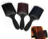1 PC ABS Hair Care Massage Flat Comb Brush Pin Reduce Hair Loss Healthy Tool
