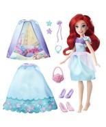 Disney Princess Ariel Layer n' Style Doll in Blue by Hasbro - $24.74
