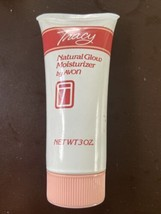 Tracy Natural Glow Moosturizer By Avon 3 Oz - $6.29