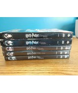 Lot of 5 Harry Potter DVDs - #1 through #5 in series - #5 is New Factory... - $14.80