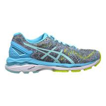Asics Gel Kayano 23 Womens Shoes Shark-Aruba Blue-Aquarium t6a5n-9678 - $157.95