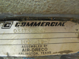 PARKER COMMERCIAL HYDRAULIC PUMP # 033-133-2447 image 3