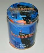 Walt Disney Pocahontas Movie Factory Trading Card Set 1995 SEALED TIN MINT - $9.74