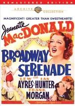 Broadway Serenade Classic Movie 1939 DVD  - $20.00