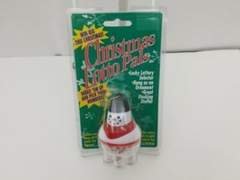 Christmas Lotto Pals Ornament Lottery Selector Stocking Stuffer Snowman  - $5.94