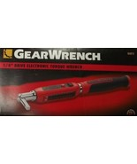 """GearWrench 85072 1/4"""" Drive Electronic Torque Wrench - $69.30"""
