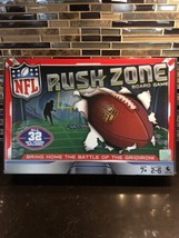 NFL Rush Zone Football Board Game Ages 7+ - 32 Teams included - Complete - $12.97