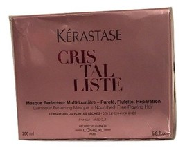 Kerastase Cristalliste Masque 6.8oz / 200mL - SEALED IN BOX & Free Shipping - $48.99