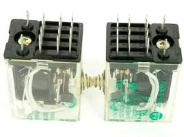 LOT OF 2 ALLEN BRADLEY 700-HC14Z24-1-4 RELAYS 700HC14Z2414 SER. C, 24VDC image 2