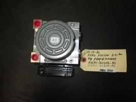 14 15 16 Ford Fusion 2.5L Abs Pump & Module #EG9C-2C405-AC - $99.00