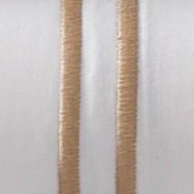 Sferra Grande Hotel King Sheet Set w/ King Cases. White with Wheat Embro... - $330.00