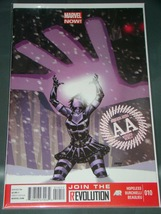 Comics - MARVEL NOW! - AVENGERS ARENA 010 - $8.00