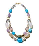 Beaded brilliance necklace thumbtall