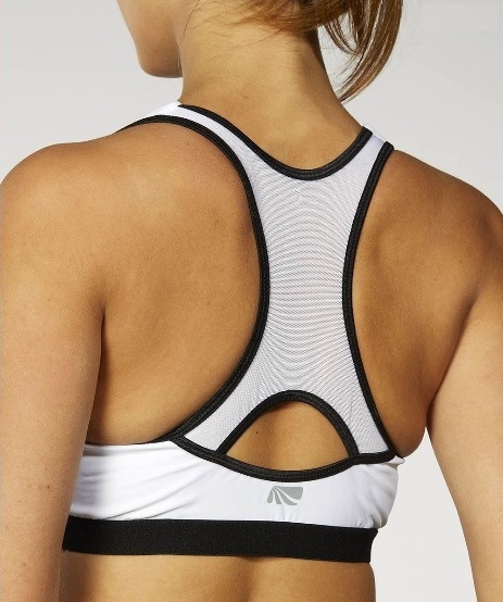 Choosing women's plus-size sports bras. One of the first things you need to consider when shopping for a sports bra is the type of activity you're going to do. How you run, jump, or stretch has a direct effect on whether you need a low-, medium-, or high-impact bra. Low impact.