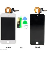 Full LCD Digitizer Glass Screen display assembly for Ipod Touch 5 5th ge... - $42.89