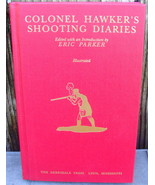 Colonel Hawker's Shooting Diaries Boxed Edition Illustrated 1990 - $75.00