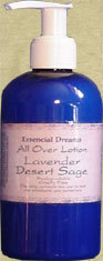 Lavender Lotion~ Body Care Organic 8 oz Bonanza