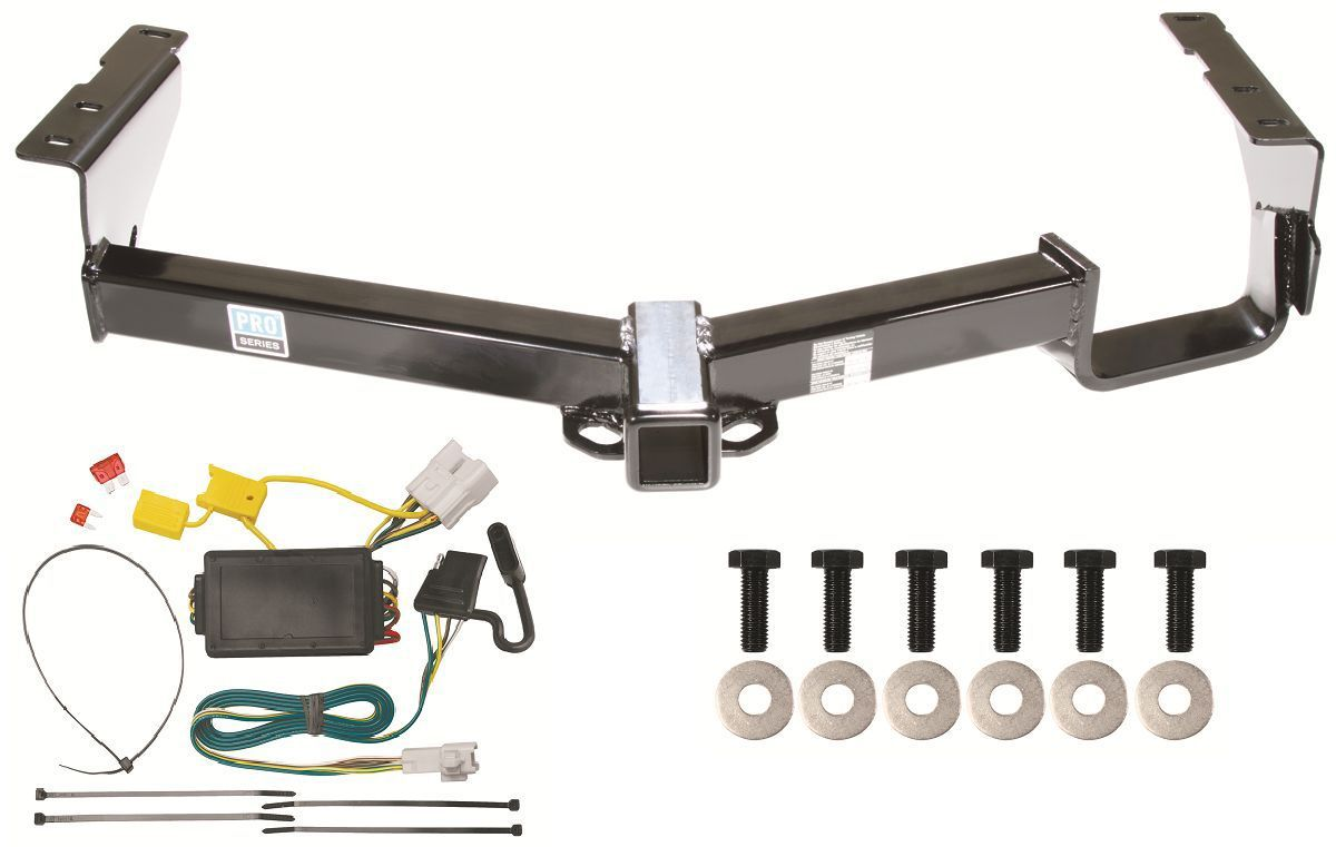 Toyota Hitch 32 Listings 2011 Highlander Wiring Harness 2008 11 Trailer Receiver Tow W Kit New 18604