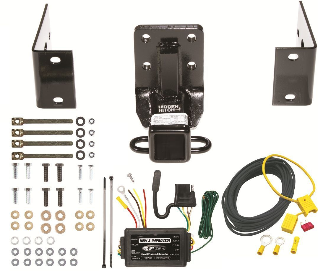 2003-2005 MERCEDES ML350 TRAILER HITCH W/ WIRING HARNESS KIT ~ NO DRILL ~  EASY - $186.53