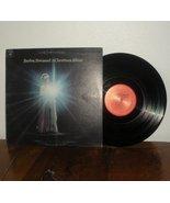 Barbra Streisand A Christmas Album LP Record - $1.49