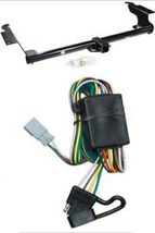 Trailer Tow Hitch  W/ Wiring Kit ~ 2 Inch Receiver New - $130.54