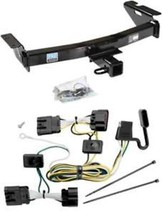 Trailer Tow Hitch W/ Wiring Kit ~ Fast Shipping ~ New - $148.49