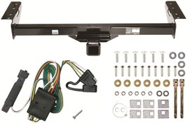 "Trailer Tow Hitch W/ Wiring Harness Kit ~ Class 3 ~ 2"" Receiver ~ Fast Shipping - $135.21"