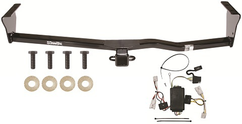 """TRAILER HITCH W/ WIRING HARNESS KIT ~ CLASS 3 2"""" TOW RECEIVER ~ FAST SHIPPING"""
