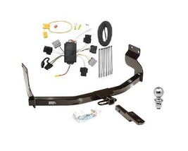 "Complete Class II: 1-1/4"" Hitch Package Fits Multiple Vehicles - $218.38"