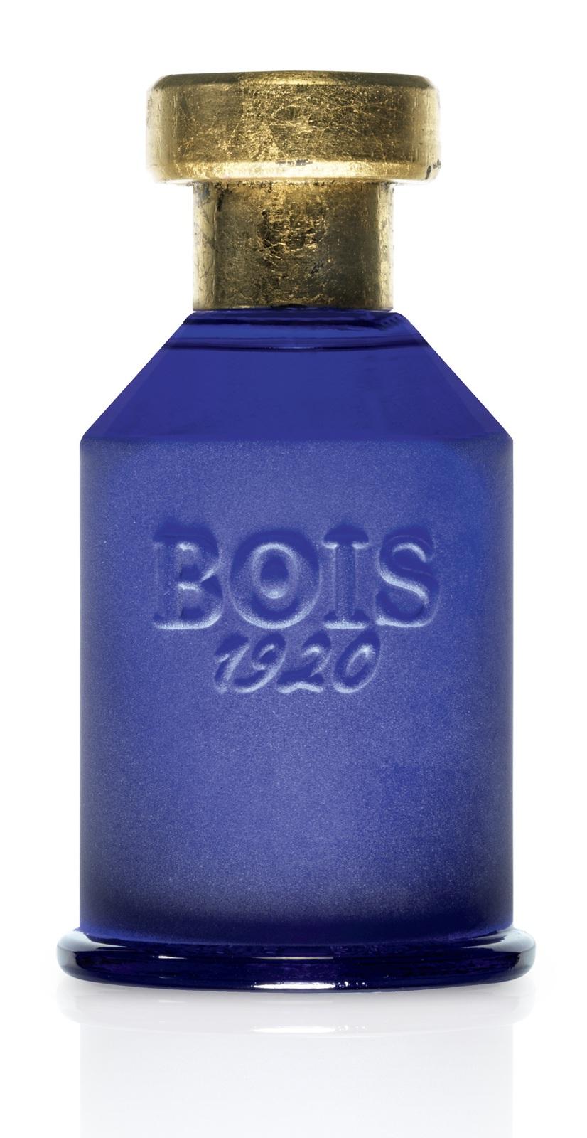 OLTREMARE by BOIS 1920 5ml Travel Spray Bigarade Rhubarb Ambergris PERFUME