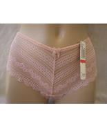 Felina Nude Lace Panache tanga panty 73828 NEW L - $8.95