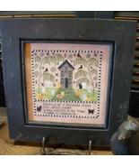 Tombstone Mansion cross stitch chart Chessie & Me   - $10.80