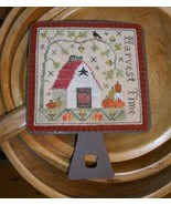 Harvest Time Seasons of Chessie series cross stitch chart Chessie & Me   - $10.80