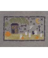 Ghost Inn Kit cross stitch kit Chessie & Me   - $25.20